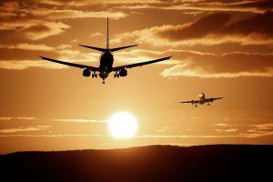 מטוסים נוחתים